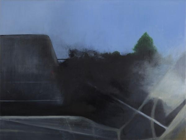Correction (Al.) -- huile sur toile, 130x97cm, 2013