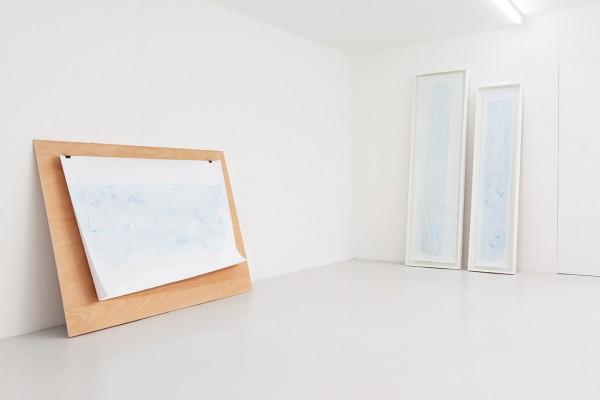 Paris 2014, exposition Éléments Ordonnés à Galerie Laurent Mueller -- Relevés, Relevés BKY