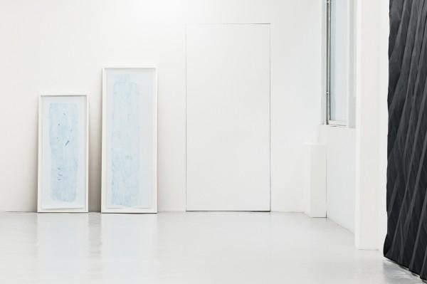 Paris 2014, exposition Éléments Ordonnés à Galerie Laurent Mueller -- Relevés et Correction (M.M.)