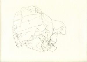 11-06-27 -- crayon sur canson, A4