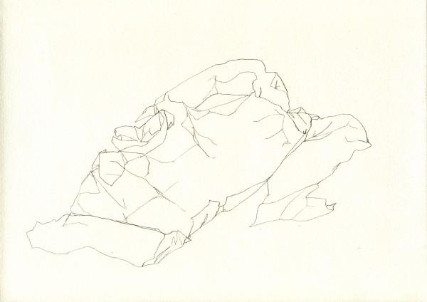 11-07-04 -- crayon sur canson, A4