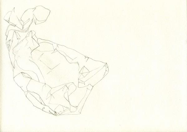 11-07-15 -- crayon sur canson, A4