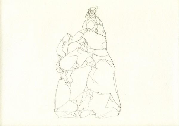 11-07-25 -- crayon sur canson, A4