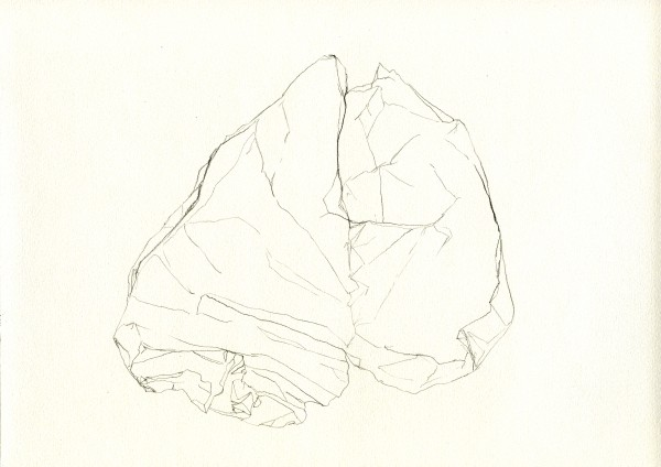 11-09-13 -- crayon sur canson, A4