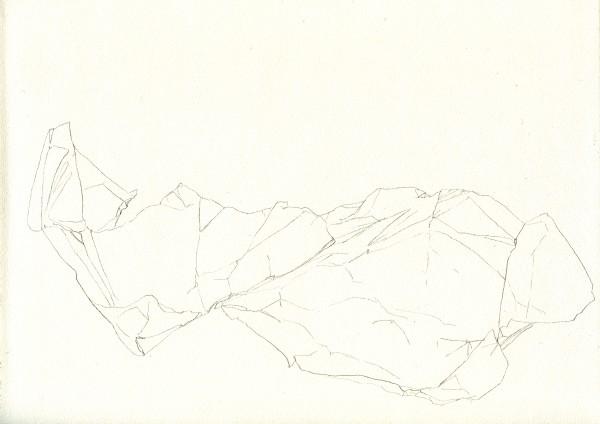 11-09-20 -- crayon sur canson, A4