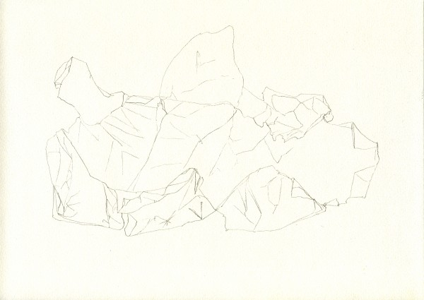 11-09-27 -- crayon sur canson, A4